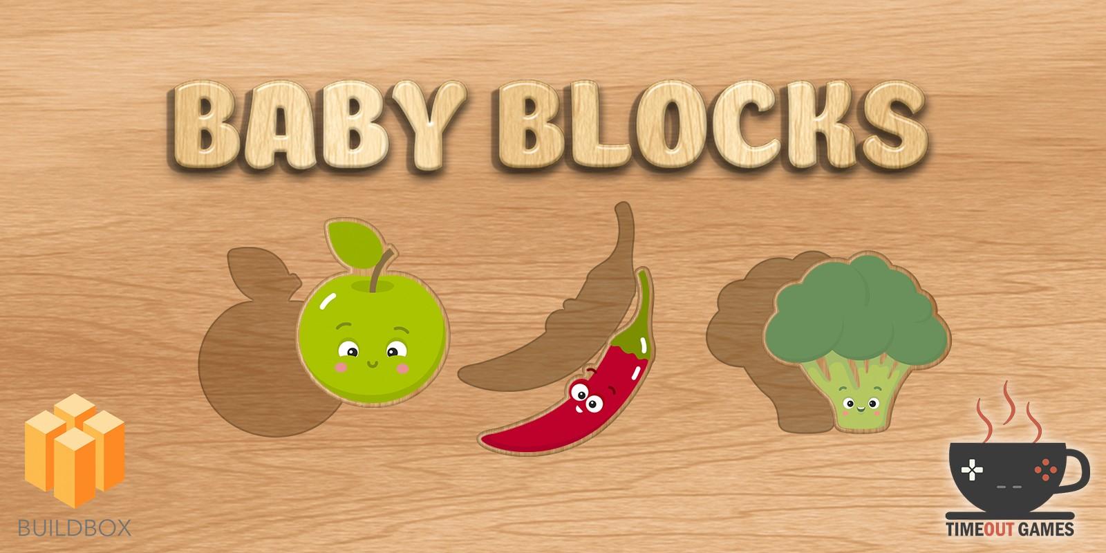 Baby Blocks - Full Buildbox Game
