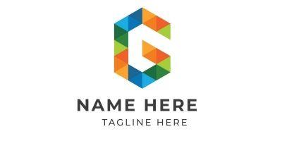 G Letter Logo Design Template