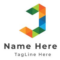 J Letter logo Design Template