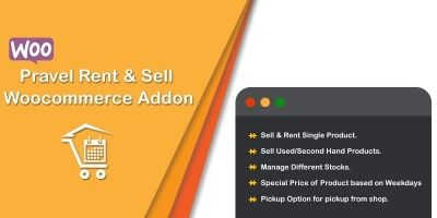 Rent And Sell Addon For WooCommerce