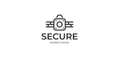 Security Camera Logo Template