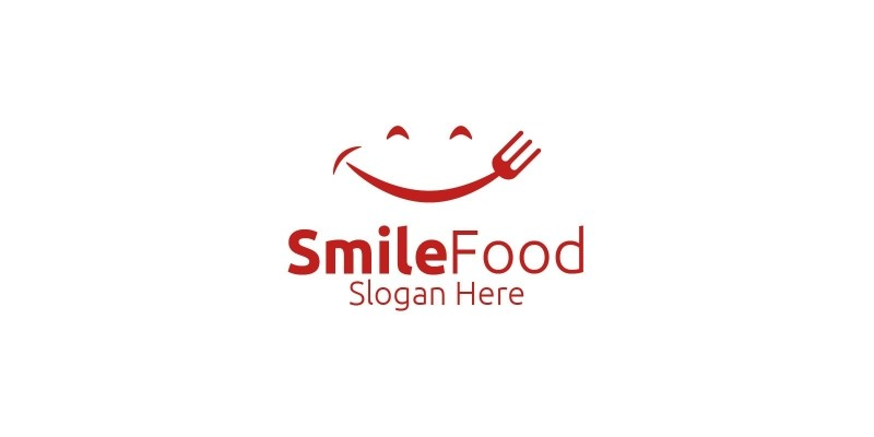 Good Food Logo for Restaurant or Cafe