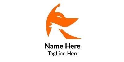 Fox Mascot Gaming and Sport Logo