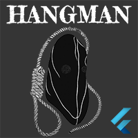 Hangman Game - Flutter