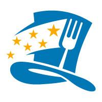 Magic Food Logo For Restaurant or Cafe