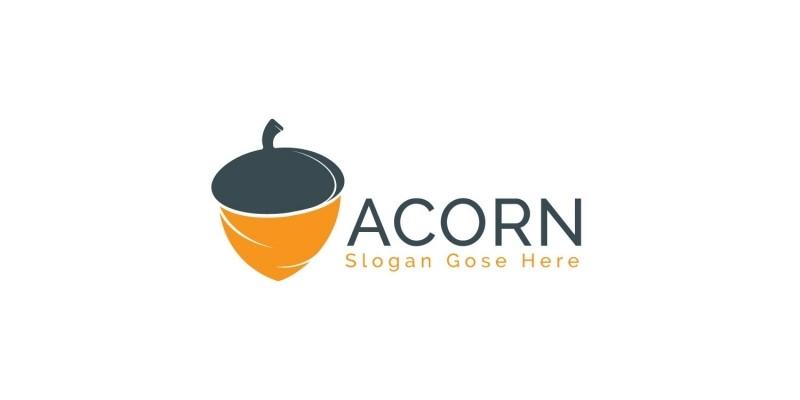 Acorn Logo Design
