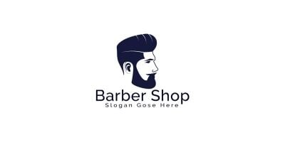 Barber Shop Logo Design
