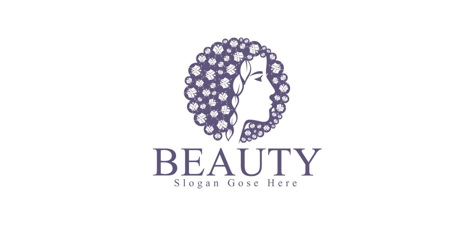 Beauty Girl Logo Design