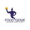 food-genie-logo-design