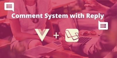 Comment System with Reply Built With Laravel