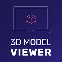 3D Model Viewer JavaScript