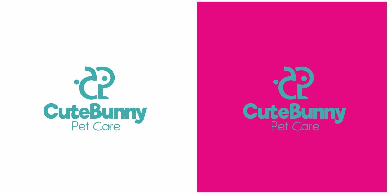 Cute Bunny Logo