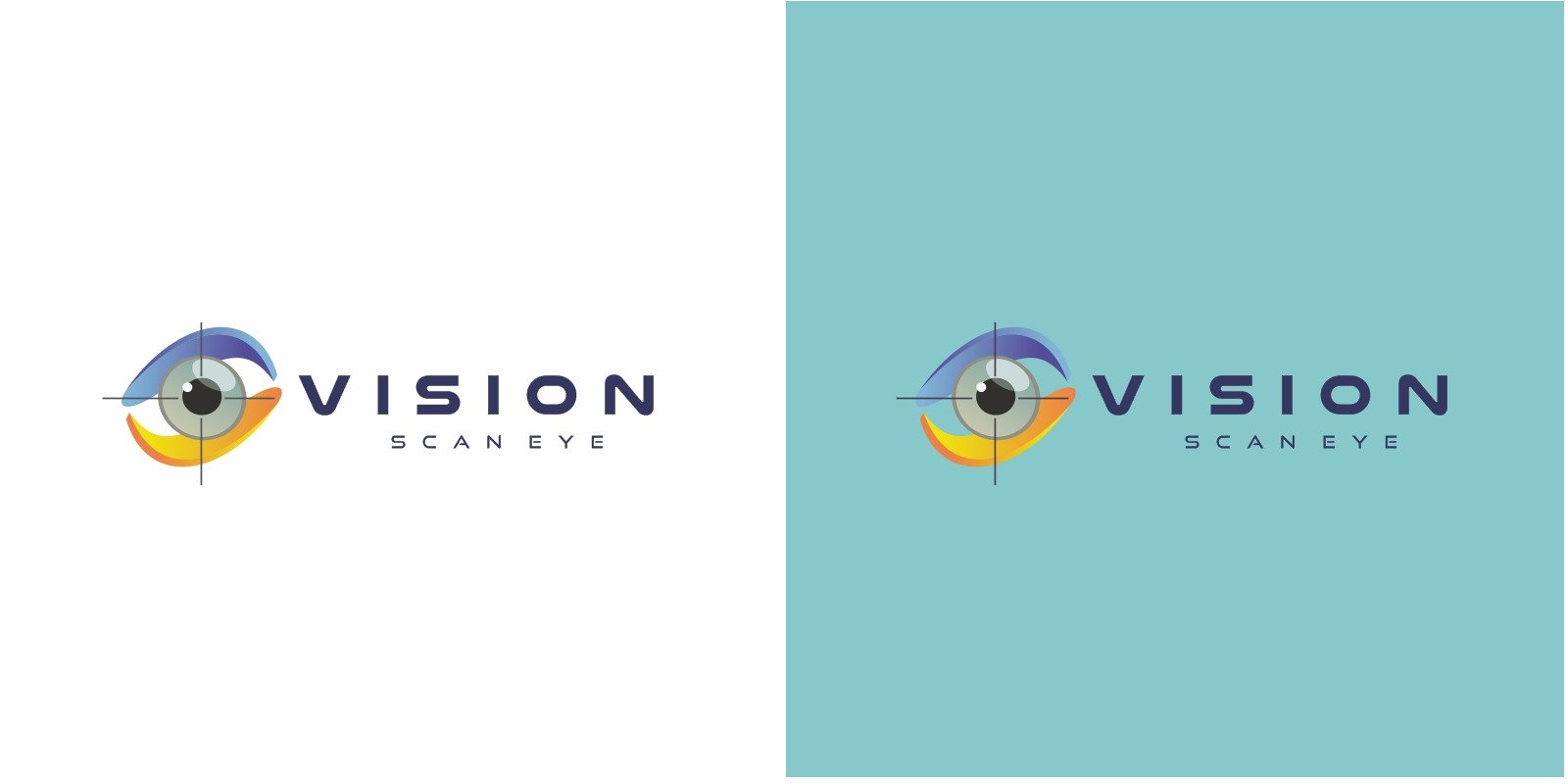 Vision Eye Logo