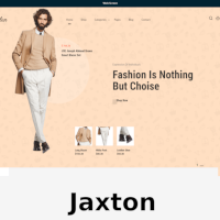 Jaxton WordPress Theme