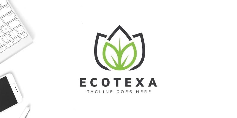 Eco Leaves Logo