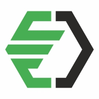E Letter Logo