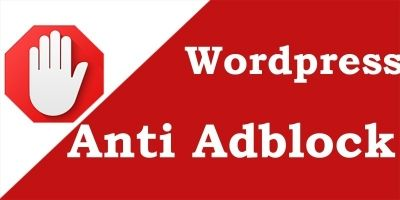 Wordpress Anti Adblock Plugin