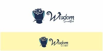 Wisdom Owl Logo
