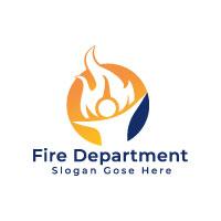 Fire Department Logo Design