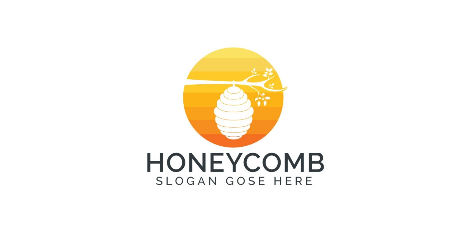 Honeycomb Logo Design