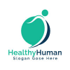 healthy-human-logo-design