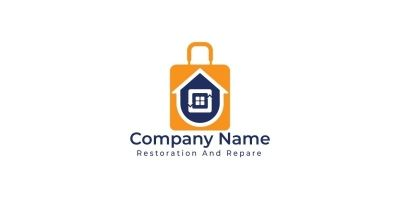 Restoration And Repair Logo Design