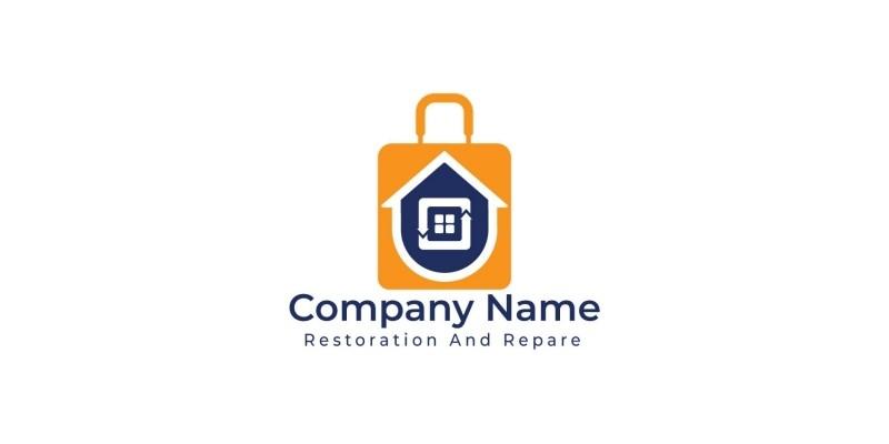 Restoration And Repair Logo Design
