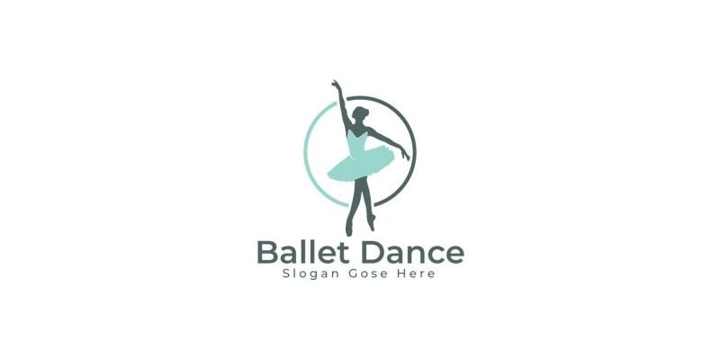 Ballet Dance Logo Design