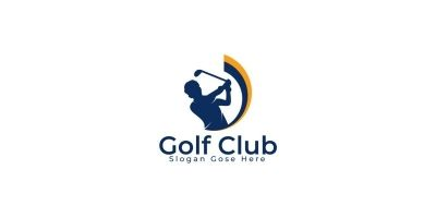 Golf Club Logo Design
