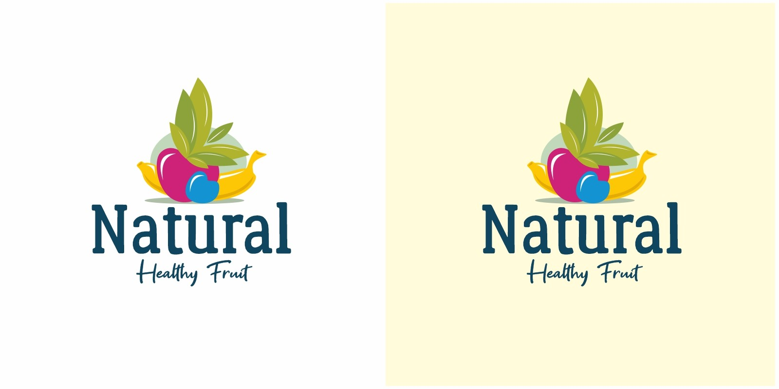 Natural Fruit Logo