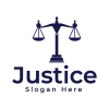 justice-and-law-logo-design