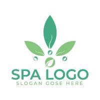 Spa and Salon Logo Design