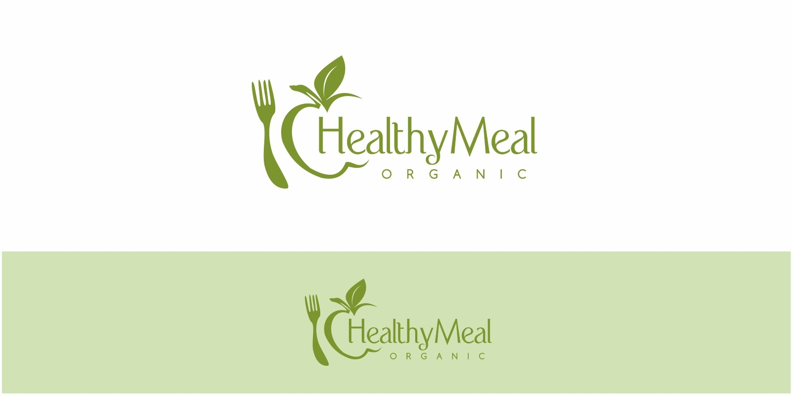 Healthy Meal Logo