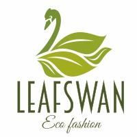 Leaf Swan Logo