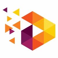 Dataline D Letter Logo