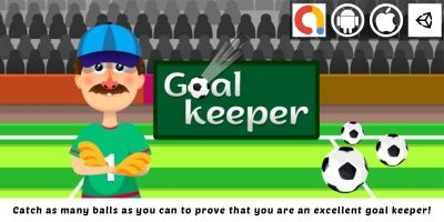 Goal Keeper - Unity Complete Project
