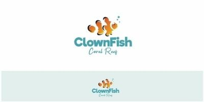 Clown Fish Logo
