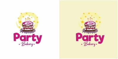 Party Bakery Logo