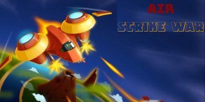 Air Strike War- Unity Source Code