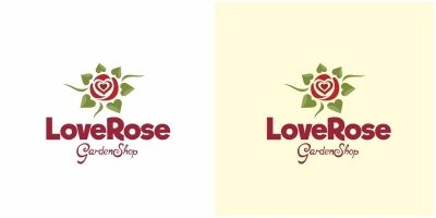 Love Rose Logo