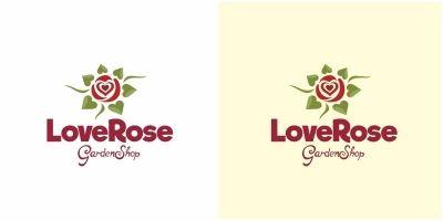 Love Rose Logo