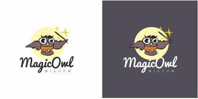 Magic Owl Logo
