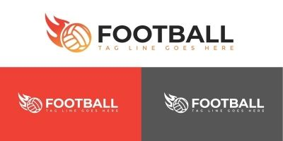 Football Logo Design