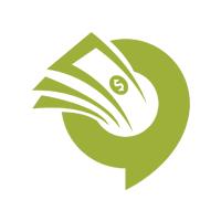 Letter-Q Money Saving Logo