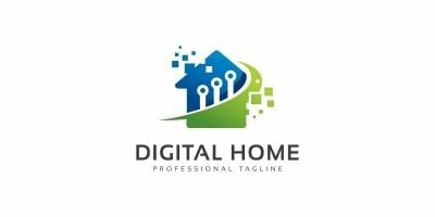 Digital Home Logo