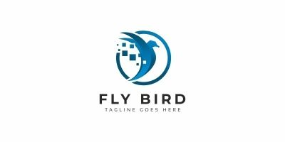 Fly Bird Logo