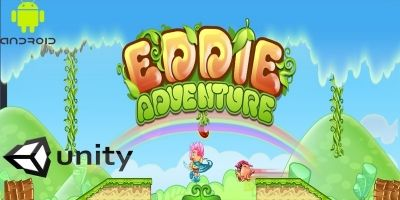 Eddie Adventure - Unity Source Code