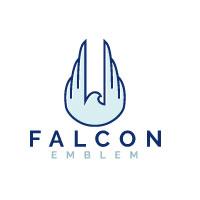 Falcon Elegant Logo Template