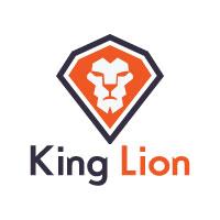 Lion King Logo Design