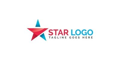 Star Logo And Success And Winner logo